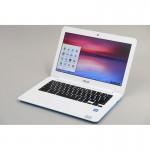 Googleが提供する新しいOS ChromeOS搭載で、ノートパソコンで安い価格を実現した「ASUS ノートブック Chromebook ホワイト(C300MA-WHITE)」